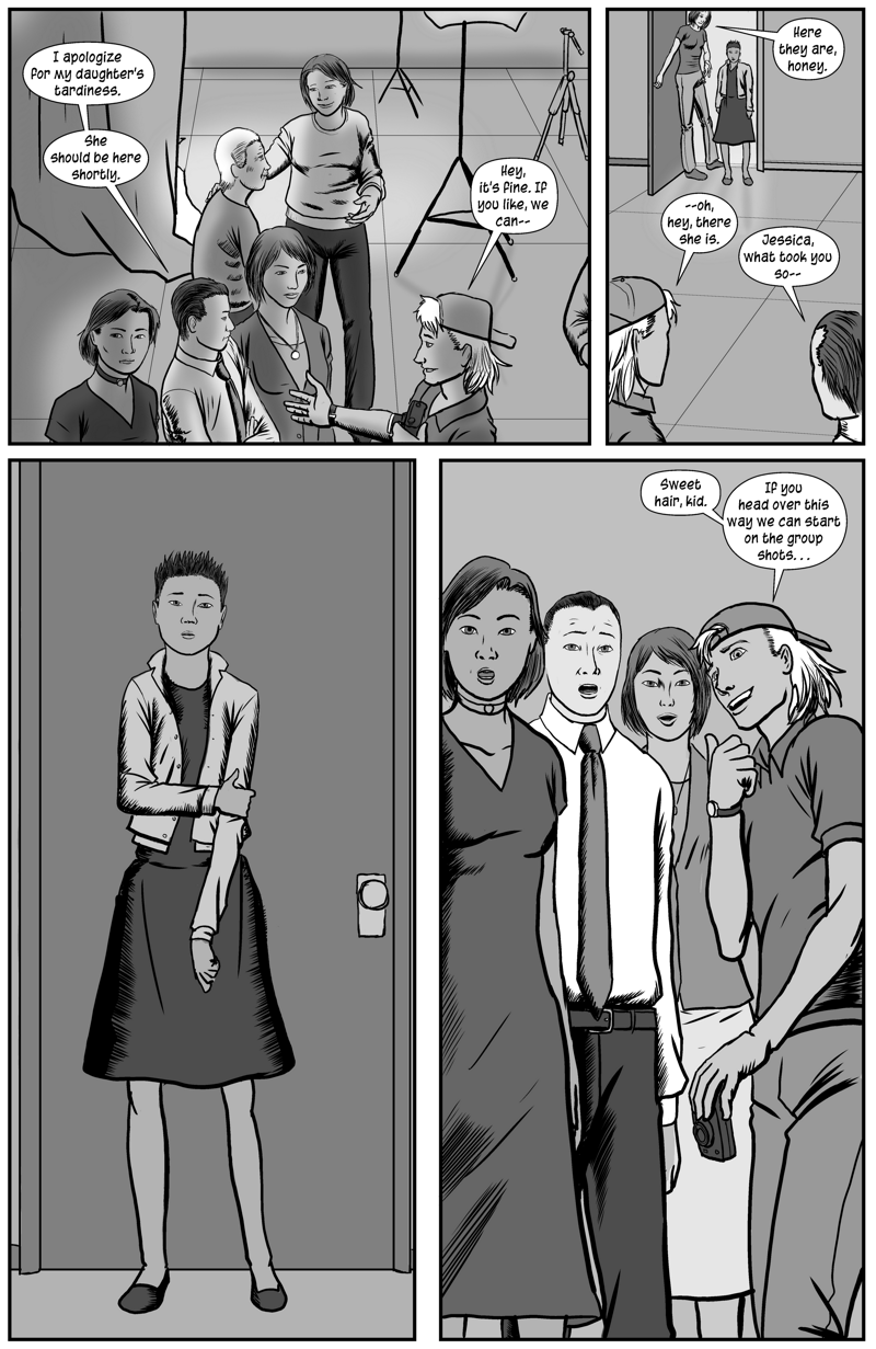 Veracious Creatures, page 10