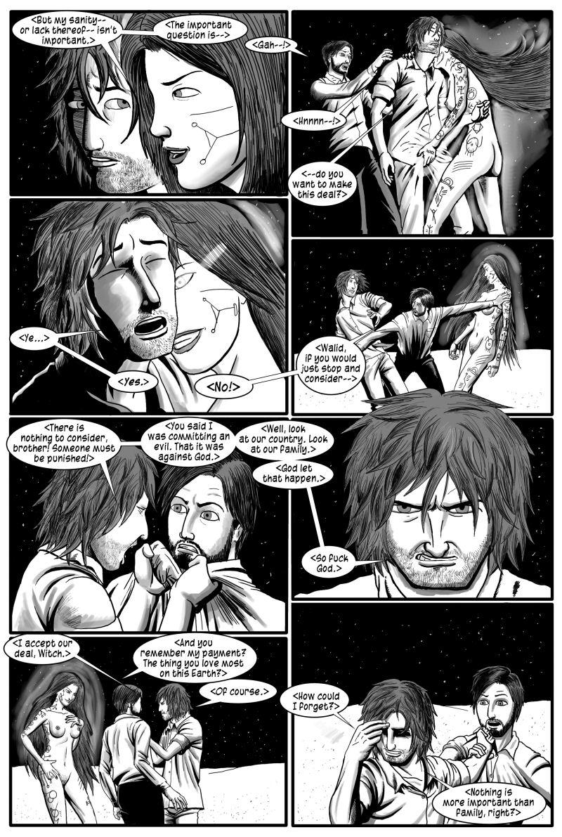 No Survivors, page 12