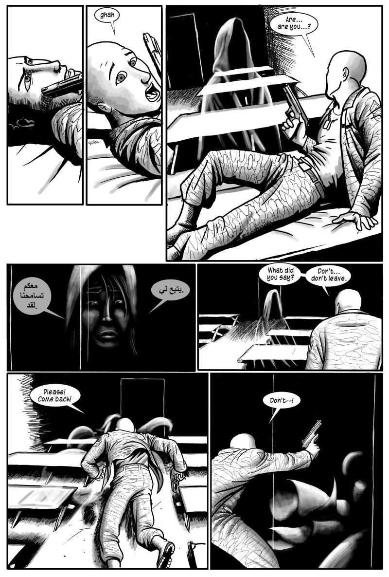 No Survivors, page 19
