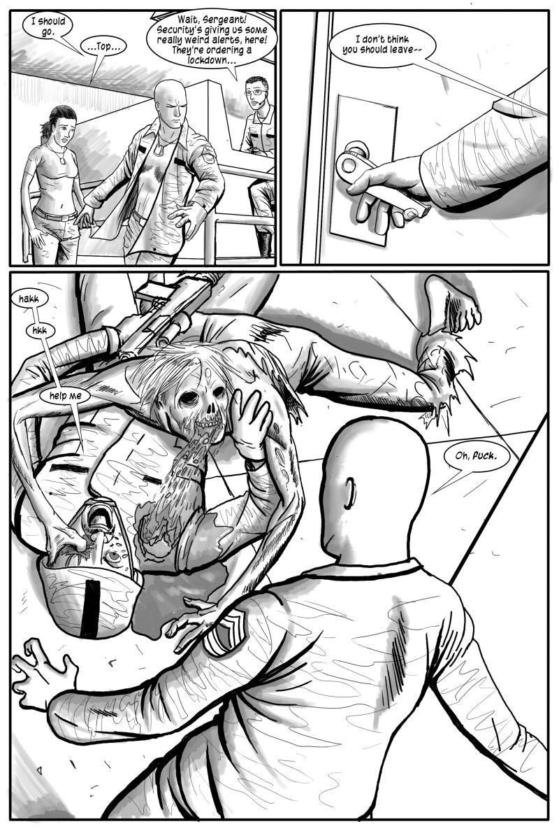 No Survivors, page 25