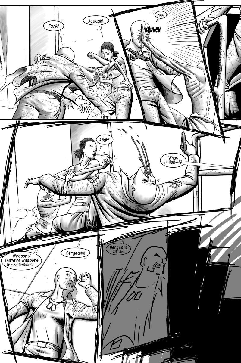 No Survivors, page 27