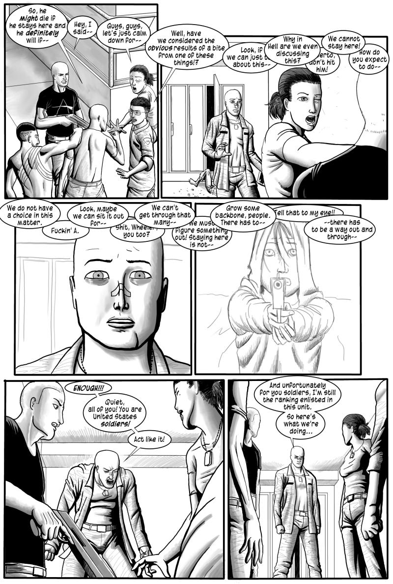 No Survivors, page 32
