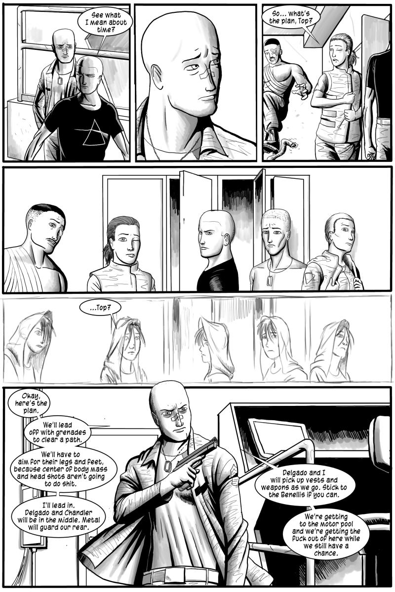 No Survivors, page 34