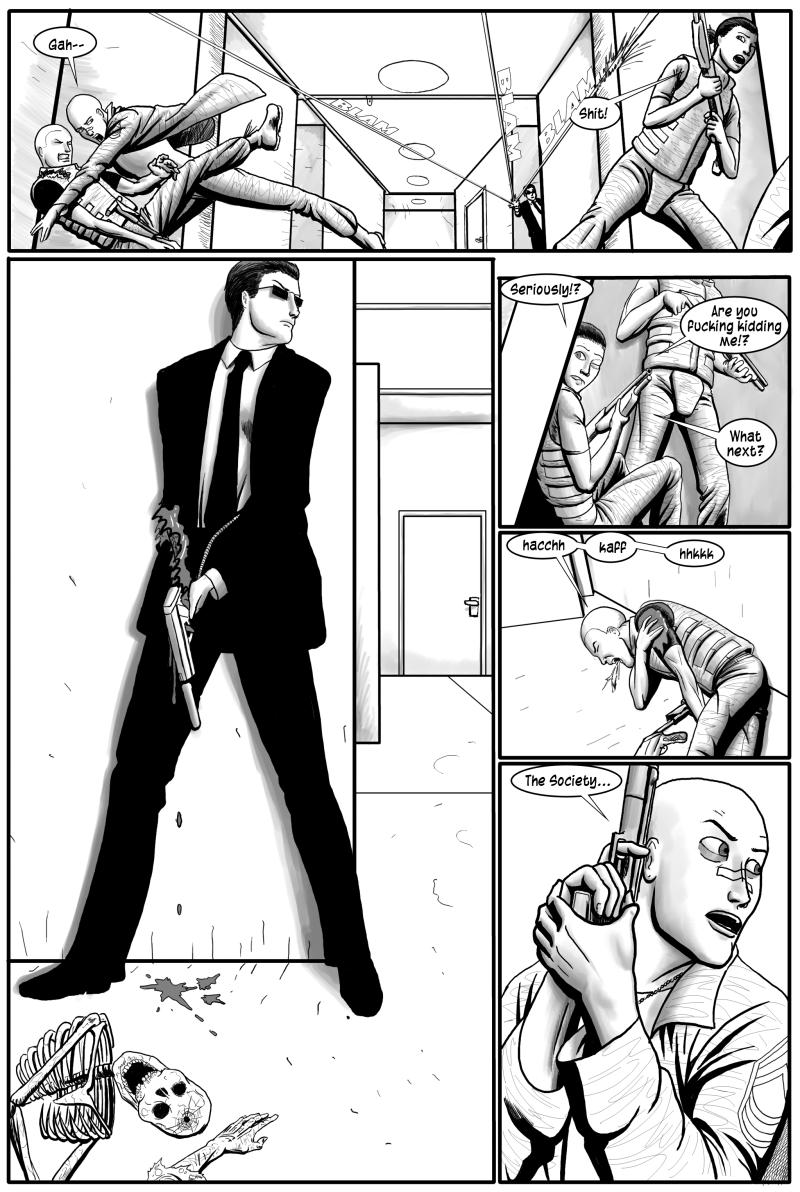 No Survivors, page 40