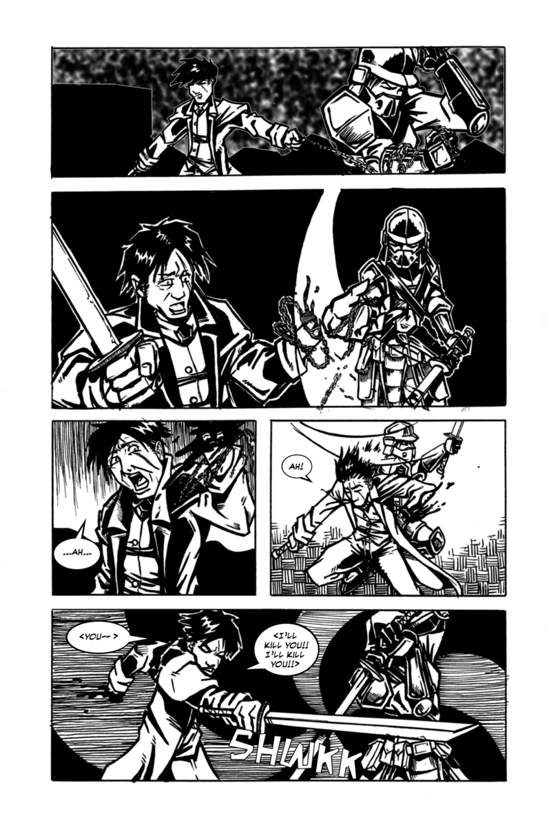 Life is a Battlefield, page 6