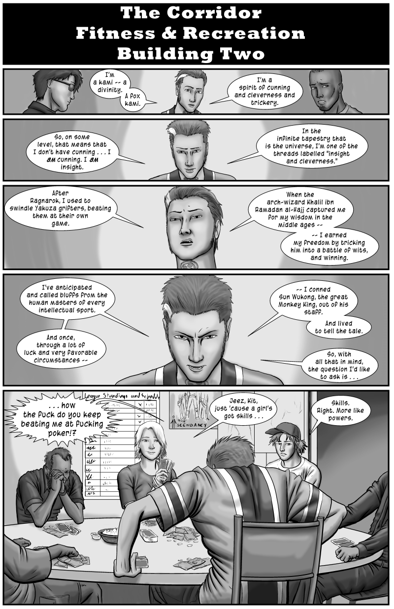 Personal Spaces, page 22