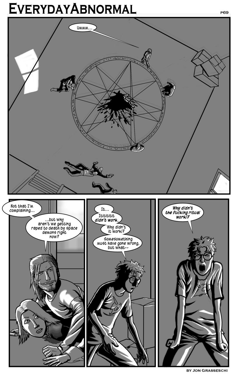 Out From Under Me, page 69